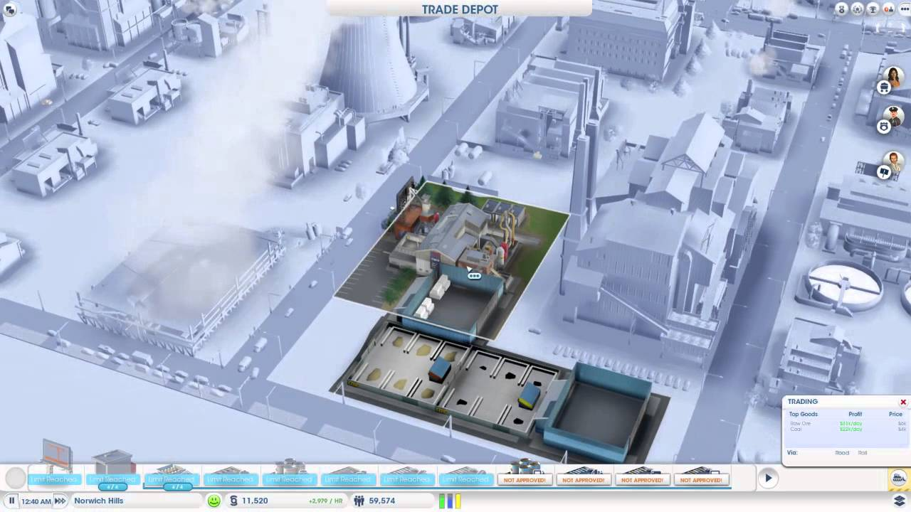 Sim City 5 - A Look At...