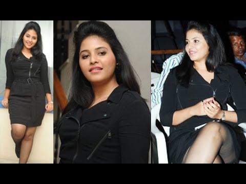 Anjali Hot Stills at Pranam Kosam Audio Launch
