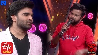 Pradeep Funny Punches on Hyper Aadi - Dhee Champions (#Dhee 12) Promo - 8th January 2020 - Sudheer - MALLEMALATV