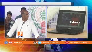 JC Diwakar Reddy Meets and Complaint To CM Chandrababu Naidu On  Prabodhananda Swami | iNews - INEWS