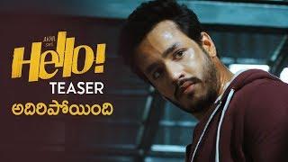 Hello Teaser | Akhil Akkineni | Kalyani Priyadarshan | TFPC - TFPC