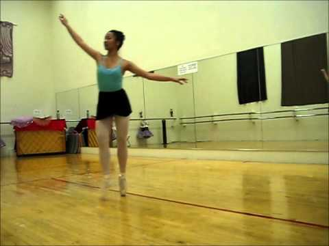 Le Premier School of Ballet - Recital 2013 - Rehearsal - Don Quixote