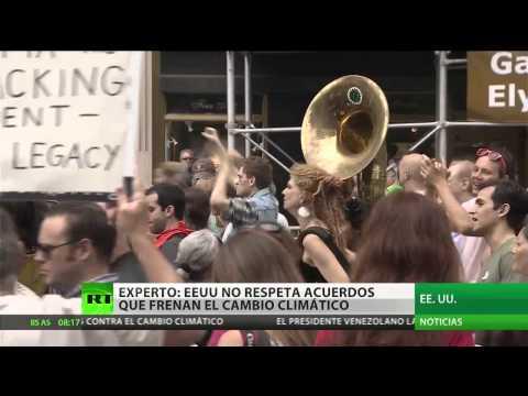 Protesta global: El mundo dice