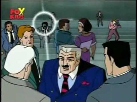 "Spiderman Odcinek 42 ""Winny"" (1/2)"