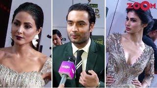 Vivian Dsena, Hina Khan, Mouni Roy & Other Stars Attend A Popular Award Show - ZOOMDEKHO