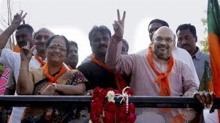 Tussle over Amit Shah's rally - TIMESNOWONLINE