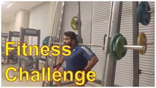 Fitness Challenges Of Hero Mohanlal Video |  HumFitTohIndiaFit | Tollywood Updates - RAJSHRITELUGU