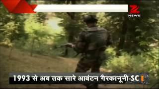Indian Army, Pak to hold DGMO-level talks today - ZEENEWS