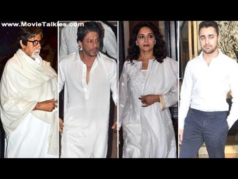 Celebs At Juhi Chawla's Brother, Bobby Chawla's Prayer Meet
