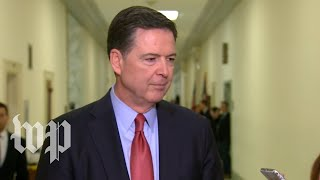 Comey: Trump 'undermines the rule of law' when calling Cohen a 'rat' - WASHINGTONPOST