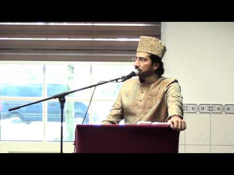 Tasleem Sabri | Holland 2013 | announcement of Shahbaz Qamar| Mehfil e Naat ᴴᴰ