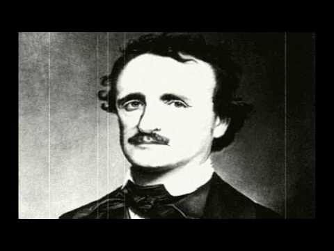"Edgar Allan Poe ""The Raven"" Poem animation"