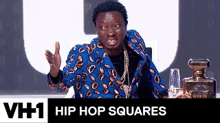 Michael Blackson Gets Shut Down by Yvonne Orji & The Squares 'Deleted Scene' | Hip Hop Squares - VH1