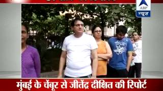 Voters turn up in Chembur, Mumbai - ABPNEWSTV