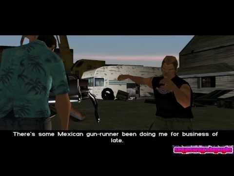 GTA Vice City - Mission #46 Gun Runner