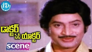 Doctor Cine Actor Movie Scenes - Raju And Madhu Go To College || Krishna || Jayasudha - IDREAMMOVIES