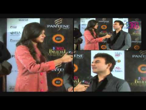 Bridal Couture Week 2012 Style 360 TV  Day 1 E