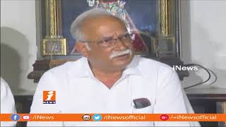 Ex Union Minister Ashok Gajapathi Raju Reacts On Air Asia Scam Allegations | iNews - INEWS