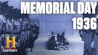 Flashback: Memorial Day – 1936 | History - HISTORYCHANNEL