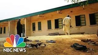 Families Weep As More Nigerian Schoolgirls Feared Kidnapped By Boko Haram | NBC News - NBCNEWS
