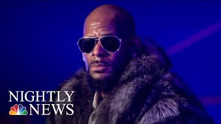 Sony Parts Ways With R. Kelly | NBC Nightly News - NBCNEWS