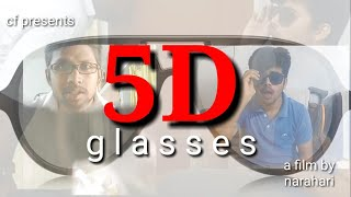 5D GLASSES .... Telugu Short Film (a CF Presentation) - YOUTUBE