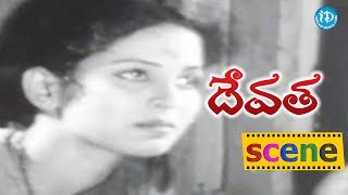 Devata Movie Scenes - Lakshmi Tries To Attempt Suicide || Chittor V Nagaiah - IDREAMMOVIES