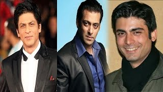 Fawad Khan to go 'SHIRTLESS', No war between Shahrukh Khan nd Salman Khan!
