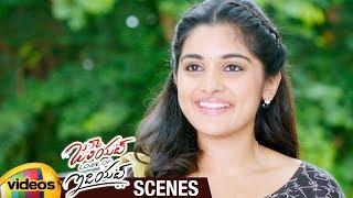 Nivetha Thomas Impressed by Naveen Chandra   Juliet Lover of Idiot Telugu Movie Scenes  Mango Videos - MANGOVIDEOS