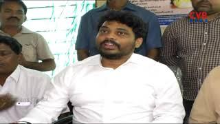 AP Minister Kidari Sravan Kumar inspects Govt Hospital in Nellimarla | Vizianagaram | CVR NEWS - CVRNEWSOFFICIAL