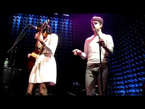 Charlene Kaye &amp; Darren Criss - Skin and Bones @ Joe's Pub 12/18