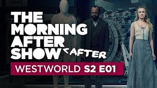 Westworld Morning After After Show Episode 1 - CNETTV