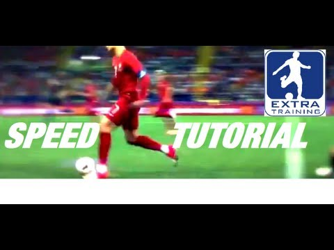 VOL 3: HOW TO DO SPEED TRAINING | soccer football Training for beginners | extratraining