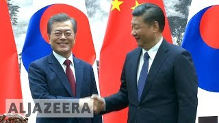 China and South Korea united over North Korea threat - ALJAZEERAENGLISH