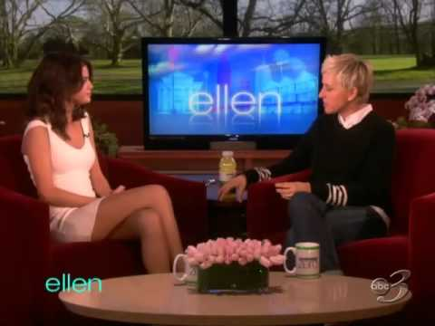 Selena Gomez ~ The Ellen DeGeneres Show (2011-03-22) [1].avi