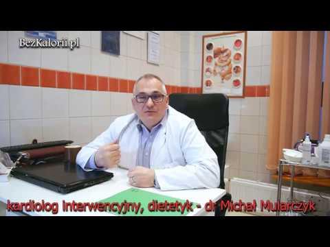 Dr Michał Mularczyk mówi jak jeść.