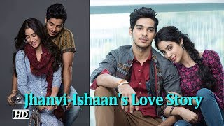Jhanvi-Ishaan's Love Story to be revealed in six months! - BOLLYWOODCOUNTRY