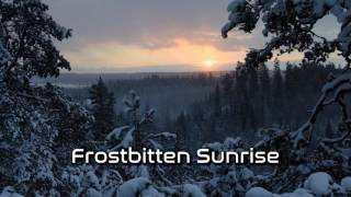 Royalty Free :Frostbitten Sunrise