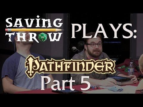 Pathfinder - ACME Livestream, Part 5