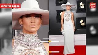 Grammys 2019: Hottest red carpet looks - TIMESOFINDIACHANNEL