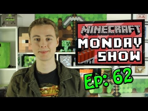 The Minecraft Monday Show 62 - THE COMMUNITY'S EPIC ADVENTURE!