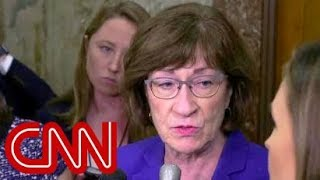 Susan Collins: If Kavanaugh lied, that's disqualifying - CNN