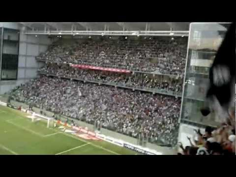 HD Massa do Galo canta o Hino Galo x Vasco 2012