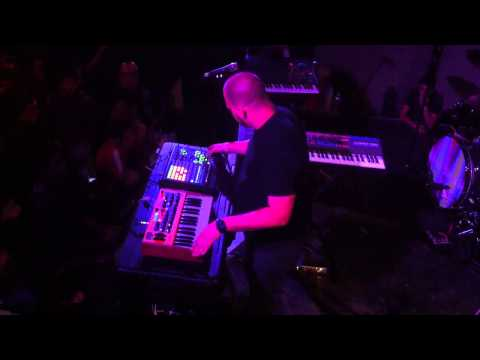 Com Truise - VHS Sex LIVE @ The Mohawk - Austin, TX - September 23, 2011