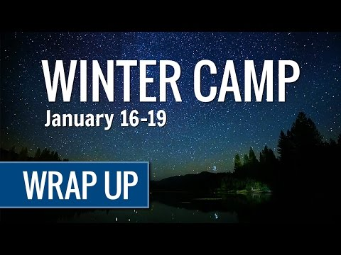 Hume 2015 - Winter Camp, Jan. 16-19