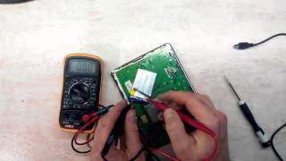 Как восстановить работоспособность Li-ion аккумулятора
