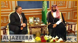 🇺🇸 🇸🇦 US' Pompeo briefing on Khashoggi 'murder' after Saudi visit | Al Jazeera English - ALJAZEERAENGLISH