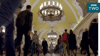The Moscow Metro: World's Busiest Cities - BBC Two - BBC