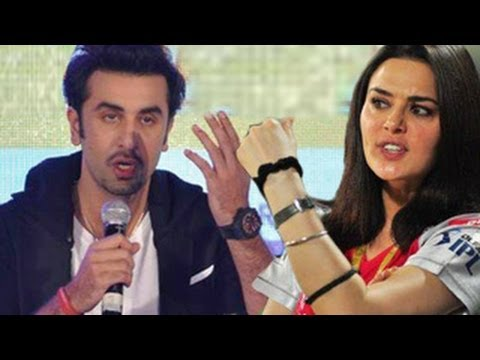 Ranbir Kapoor comments on Preity Zinta's MOLESTATION CASE