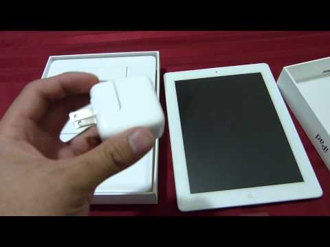 Apple iPad 2 Unboxing